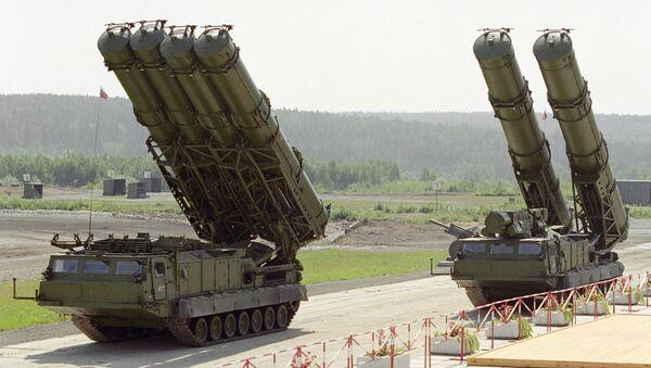 S-300 missile system - Sputnik International