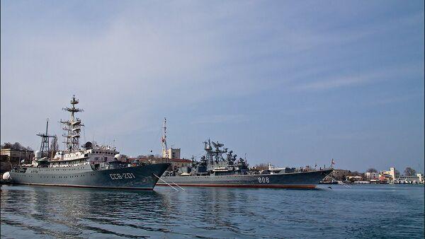 Russia Has No Plans to Expand Mediterranean Fleet – Source - Sputnik International