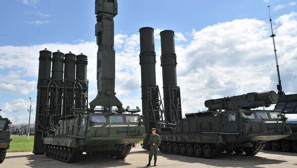 S-300 missile defense systems - Sputnik International