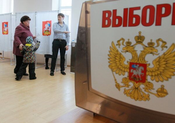 About 7,000 elections of various types will be held in 80 Russian regions on Sunday