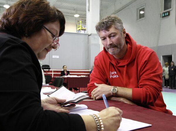 Anti-Drugs Crusader Claims Victory in Urals City Mayoral Vote - Sputnik International