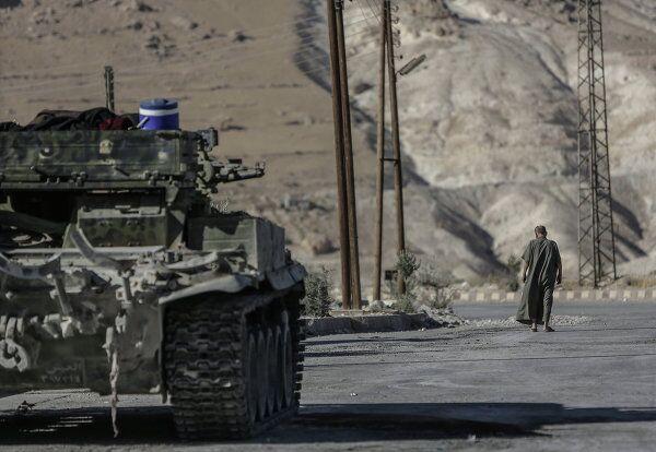 The Battle Over a Christian Enclave in War-Torn Syria - Sputnik International
