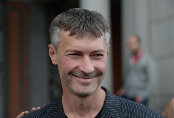 Yegeny Roizman - Sputnik International