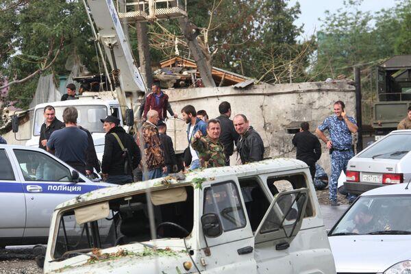 Bomber Kills 3, Injures 4 in Russia's North Caucasus – Police - Sputnik International