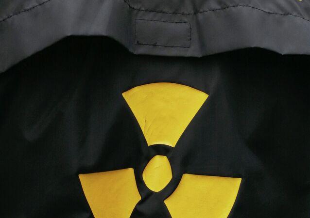 Пикет против ввоза в Россию ядерных отходов прошел в Санкт-Петербурге