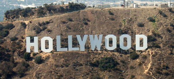 The Hollywood sign in California - Sputnik International