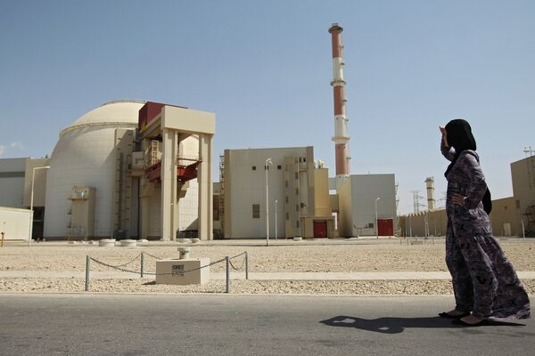 Iranian law enforcement agencies have detained a Ukrainian citizen, who is suspected of sabotage on the country's only nuclear power plant in Bushehr. - Sputnik International