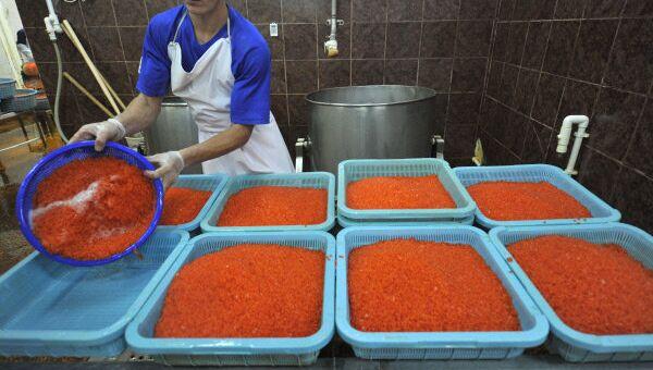 Red caviar - Sputnik International