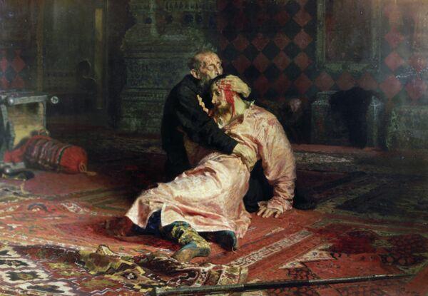 Russian Christian Tycoon Wants Iconic Artwork Purged - Sputnik International