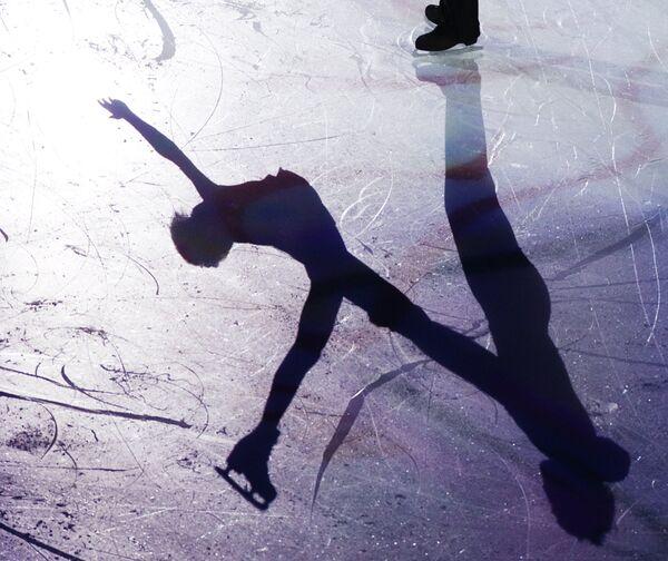 Russian Figure Skater Seeks Estonia Switch for Sochi Dream - Sputnik International