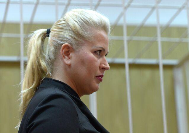 Vasilyeva Sentenced to 5 Years for Embezzlement