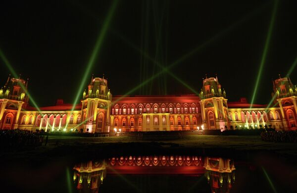 """The main theme for this years' event was Journey Round the Light"""" - Sputnik International"""