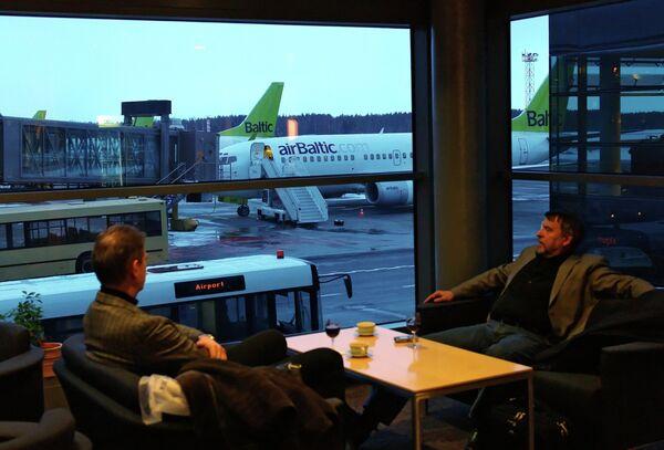 International airport Riga (Archive) - Sputnik International