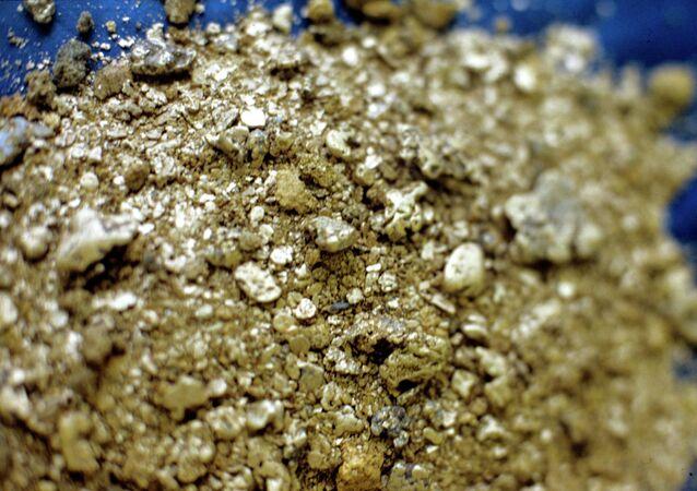 Самородное золото