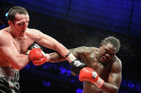Boxing: Lebedev-Jones Rematch Set for April - Sputnik International