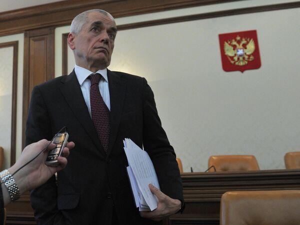 Gennady Onishchenko - Sputnik International