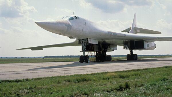 Tu-160 bomber - Sputnik International
