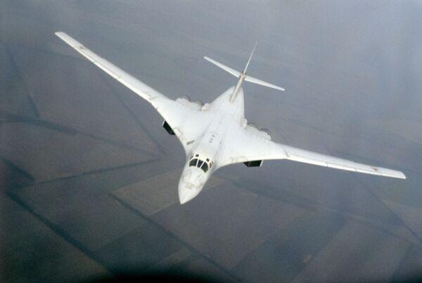 Tu-160 Blackjack strategic bomber - Sputnik International