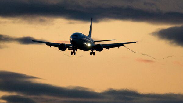 Boeing 737 - Sputnik International