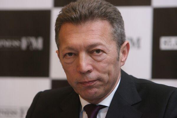 Arkady Gaydamak - Sputnik International