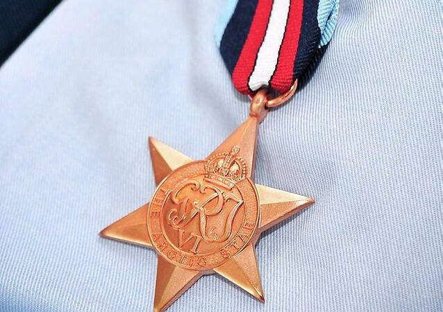 The Artic Star is a retrospective medal, awarded to members of the UK Armed Forces and the Merchant Navy for operational service of any length north of the Artic Circle during the Second World War.