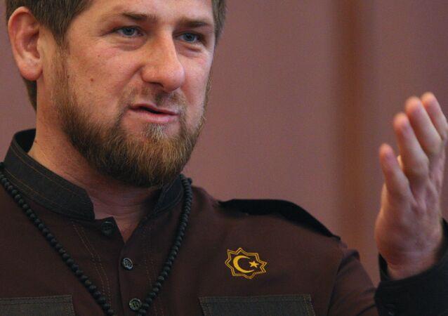 Первое заседание парламента Чеченской республики третьего созыва