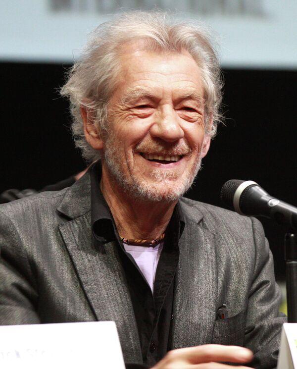 Ian McKellen at the San Diego Comic Con International in San Diego, California, July 20, 2013 - Sputnik International