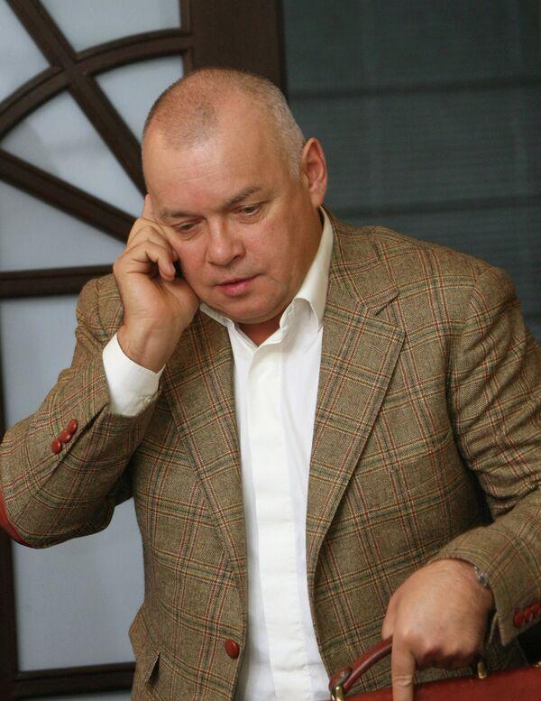 Dmitry Kiselyov - Sputnik International