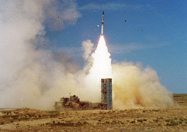 S-300 launch (File photo)