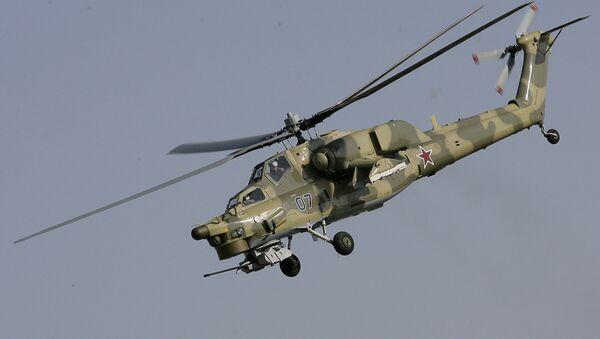 Mi-28N Night Hunter - Sputnik International