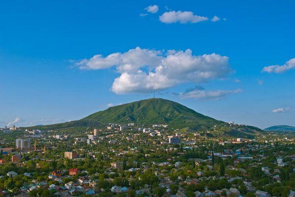 A view of Pyatigorsk (archive) - Sputnik International