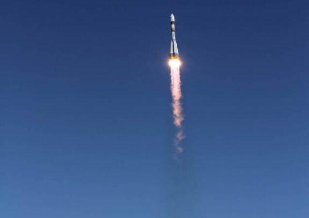 A Soyuz-2 launch (File photo)