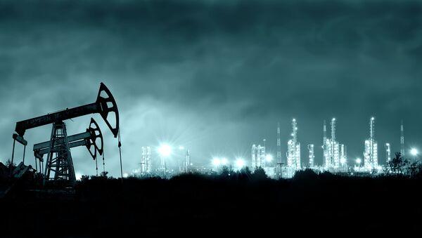 Oil Company Exits Uzbekistan Following Criminal Probe - Sputnik International