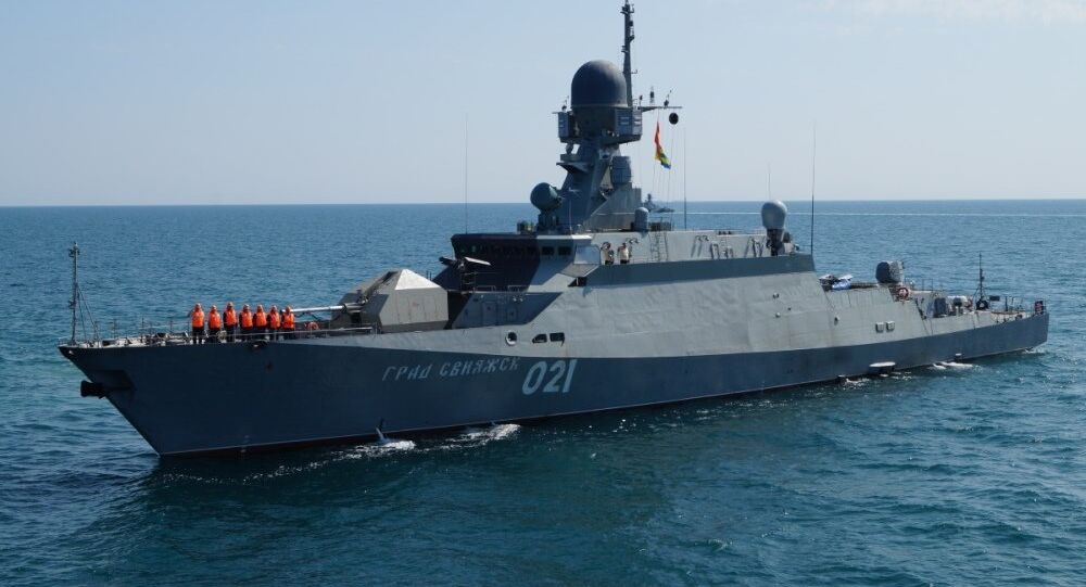 Ten Buyan-M class missile corvettes armed with Kalibr cruise missiles will join the Russian Navy by the end of 2019