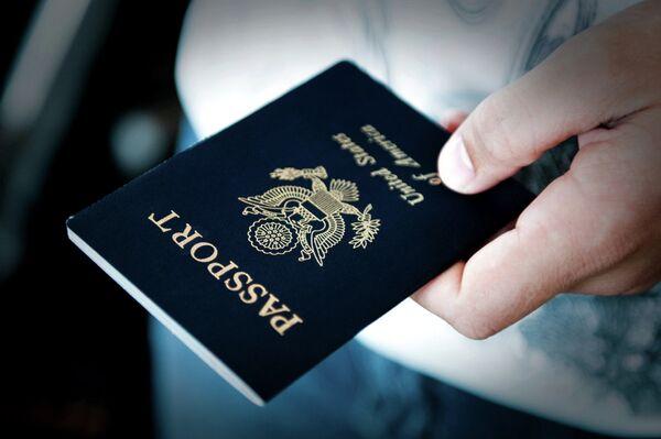 US Passport - Sputnik International