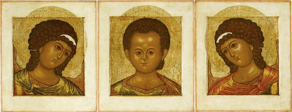 Russian icons from the collection of ambassador Laurence A. Steinhardt - Sputnik International