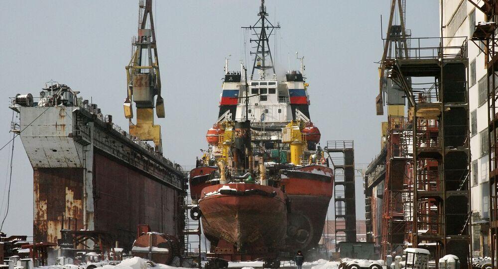 Дальневосточный завод Звезда