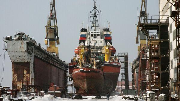 Criminal Group Suspected of $30M Fraud at Russian Shipyard - Sputnik International