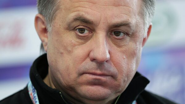 The 2016 IIHF World Championship will be held in Moscow and Saint Petersburg, not in Sochi, Russian Sports Minister Vitaly Mutko said - Sputnik International