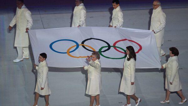 Closing ceremony of the 2014 Winter Olympics in Sochi - Sputnik International