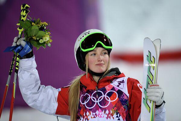 Justine Dufour-Lapointe (first place) - Sputnik International