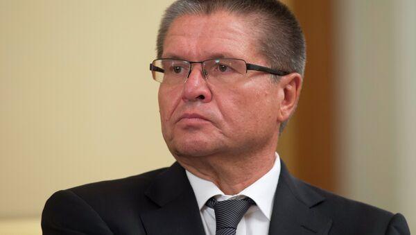 Russian Economic Development Minister Alexei Ulyukayev - Sputnik International