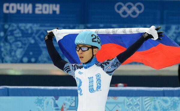 Viktor Ahn - Sputnik International