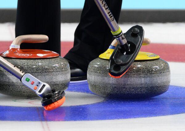 Olympics: Canada Remains Unbeaten in Women's Curling - Sputnik International