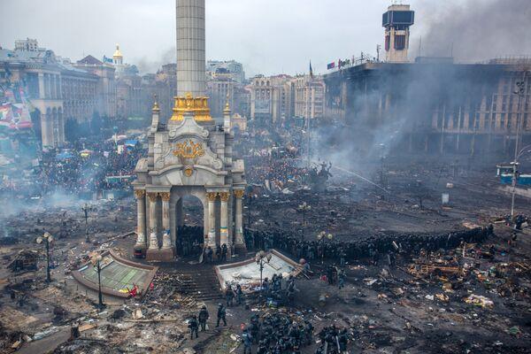 ANALYSIS: CIA Involved In Fomenting Unrest in Ukraine - Sputnik International
