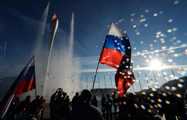 IOC Head Lauds 'Excellent' Organization of Sochi Games - Sputnik International