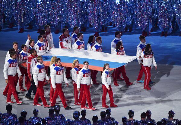 Resurgent Russia Dominates Home Olympics - Sputnik International