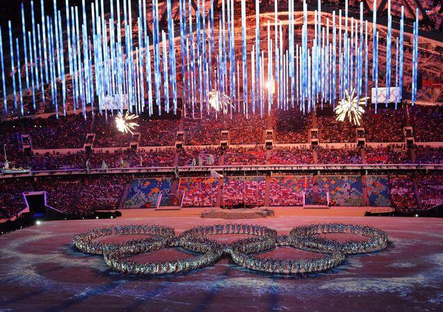 Closing Ceremony of the 2014 Sochi Winter Olympics
