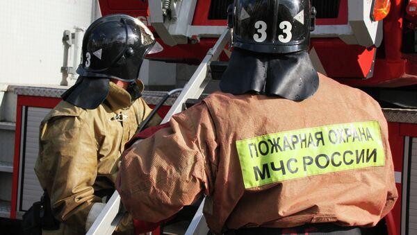Rescuers Find 4th Body at Blast-Hit Siberian Mall - Sputnik International