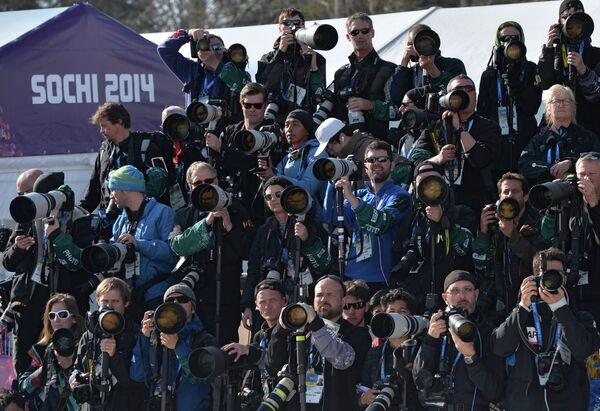 RIA Novosti coverage of the Sochi 2014 Olympic Winter Games - Sputnik International